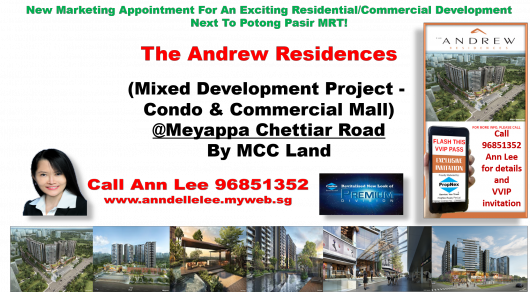 Andrew Residence New Launch VVIP Invite